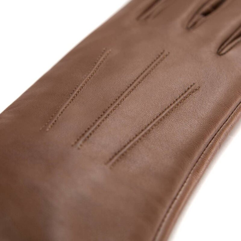 napoCLASSIC camel women's touchscreen gloves