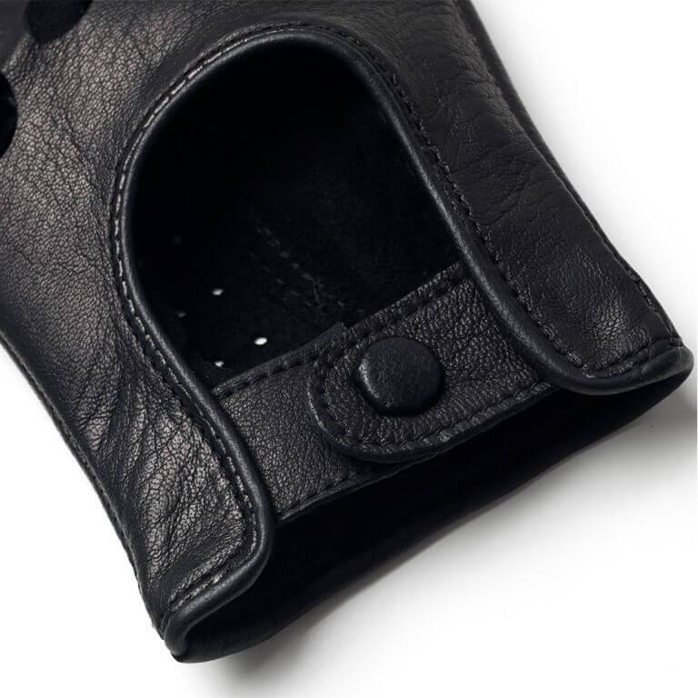 napoMODO black classic women's driving gloves