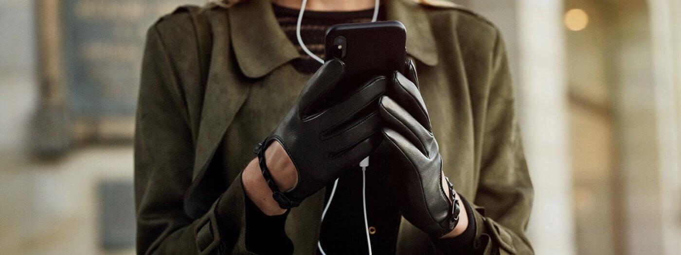 Gloves gift for women