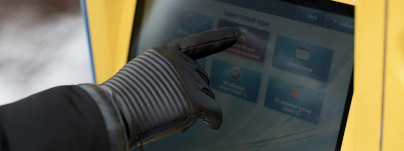 napo gloves NAPOTOUCH technology