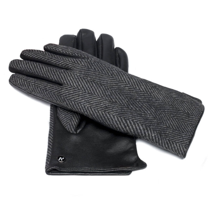 Eco-leather gloves